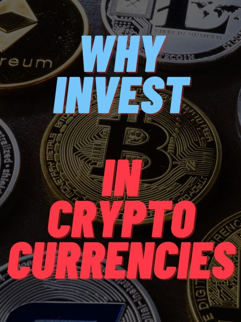 The rational to invest in Crypto Currencies